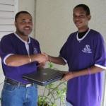 KC recipient, Dayne